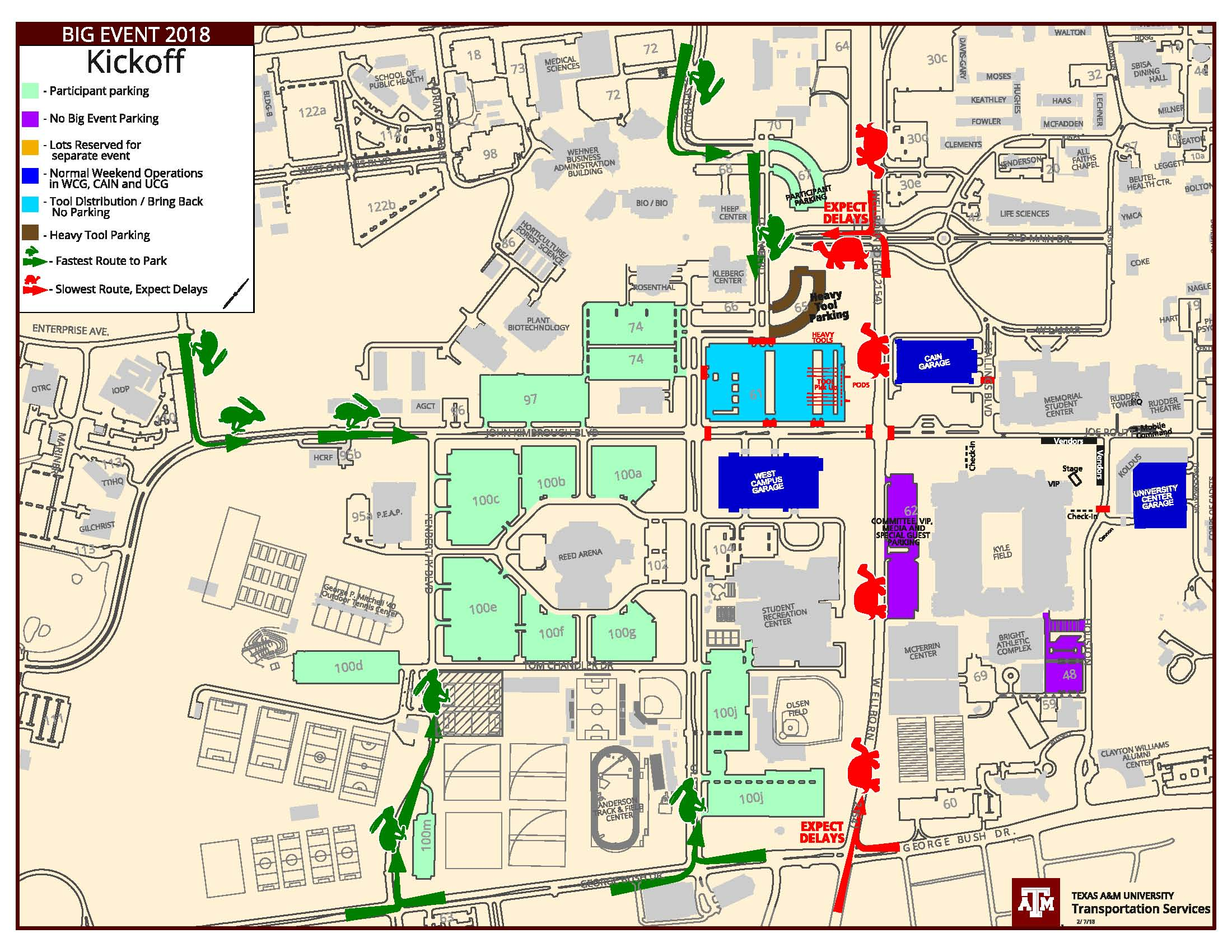 Texas Am Campus Map.The Big Event The Big Event At Texas A M
